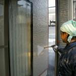 外壁・窓枠周辺洗浄