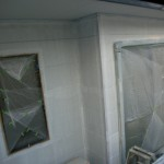 下塗り・窓周辺