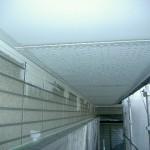 軒下屋根塗装②