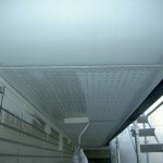 軒下屋根塗装③