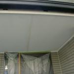 玄関屋根①施工前