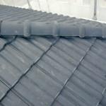 屋根塗装①施工前