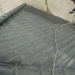 屋根塗装③下塗り