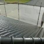 屋根塗装⑤塗装後