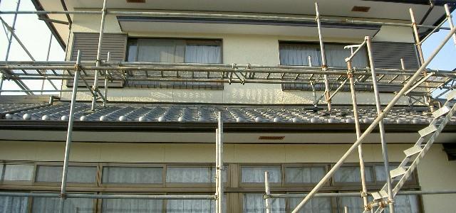 一戸建て防水シール工事と屋根・軒下・戸袋外壁の塗装