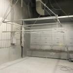 塗装施設内の様子