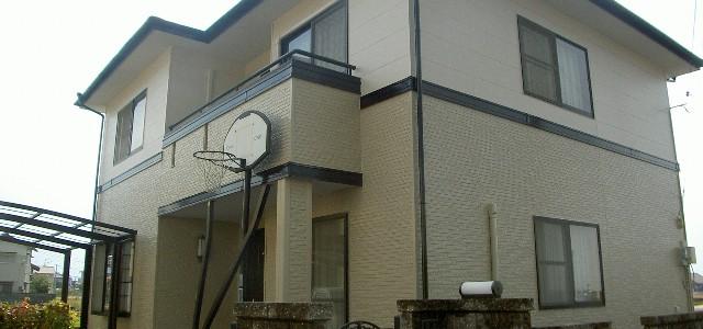 築10年外壁と屋根の塗装でリフォーム・耐水性強化